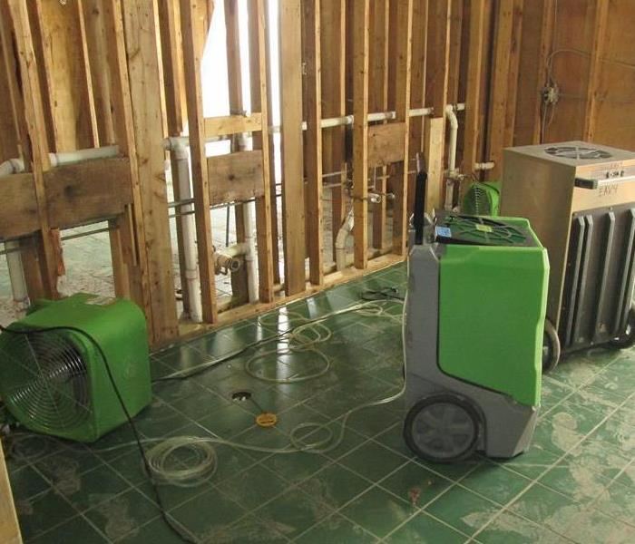 Do I call SERVPRO or my insurance first? After