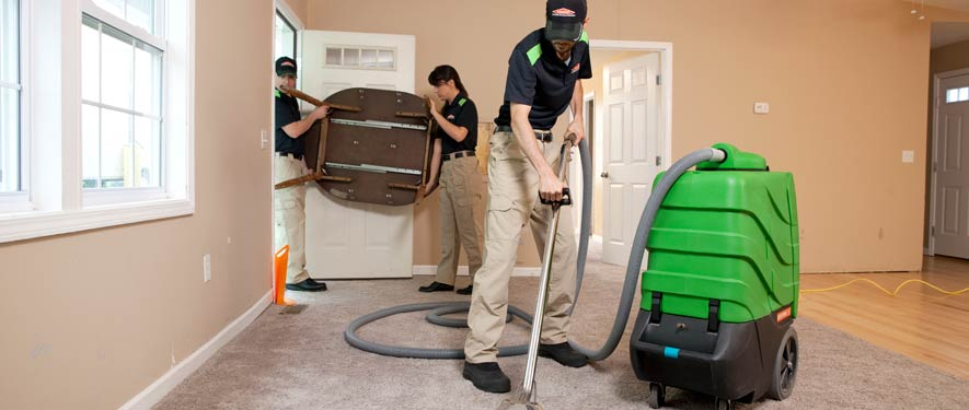Bloomington, MN residential restoration cleaning